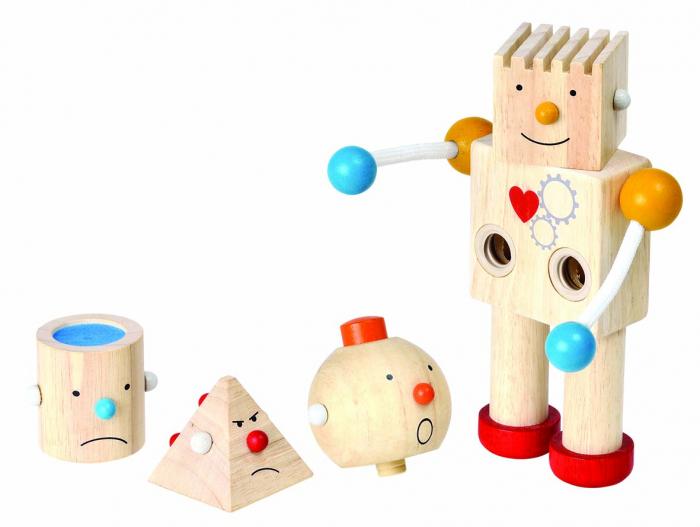 Construieste un robot 0