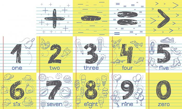 Set de constructie piese magnetice Autobuzul scolar 123 CreateOn Magna-Tiles - Set 16 piese magnetice [2]