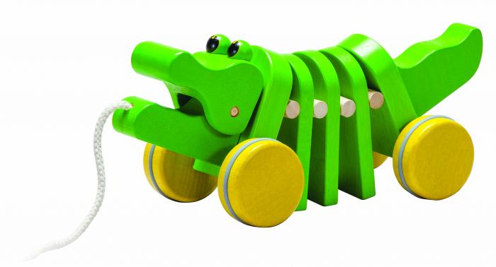 Crocodilul care danseaza 0