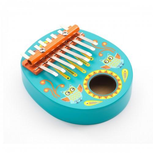 Kalimba - Instrument muzical pentru copii