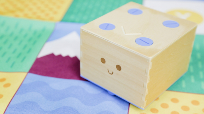 Cubetto - set invatare bazele programarii - certificat Montessori 2