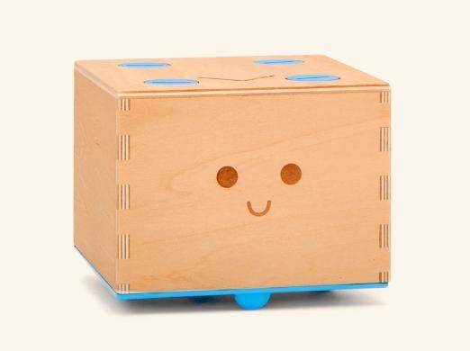 Cubetto - set invatare bazele programarii - certificat Montessori 5