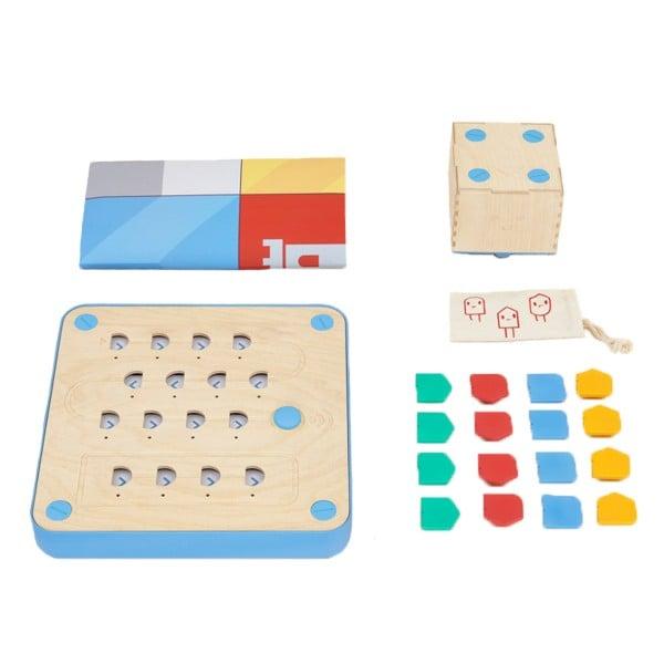 Cubetto - set invatare bazele programarii - certificat Montessori 3