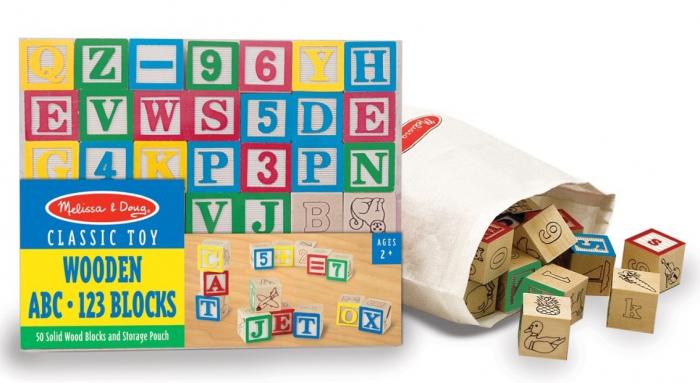 Cuburi litere si numere - 50 buc 3