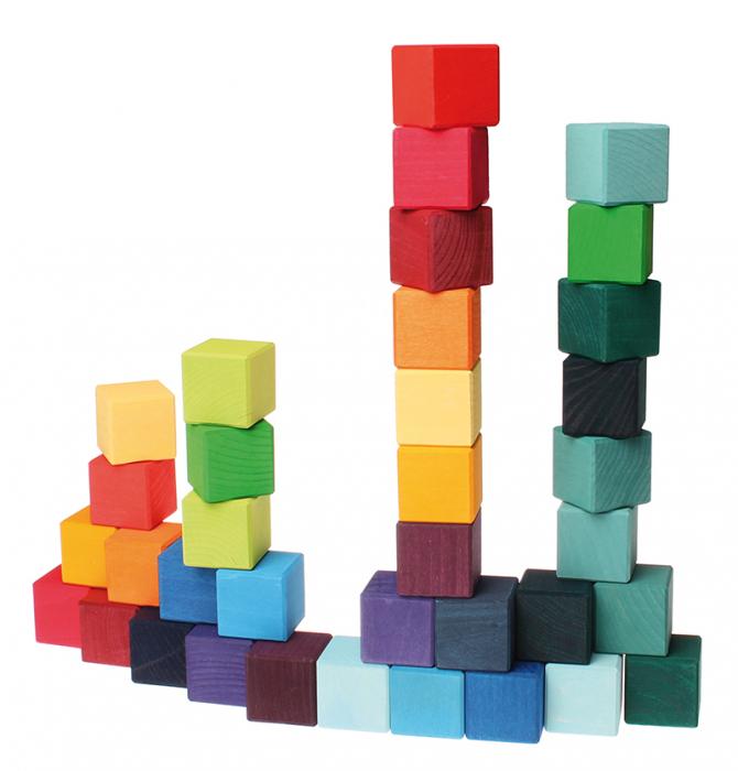 Cuburi Mozaic mediu 2