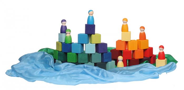 Cuburi Mozaic mediu 5
