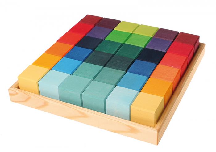 Cuburi Mozaic mediu 1