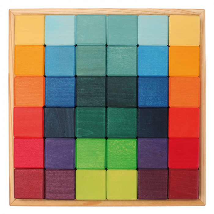 Cuburi Mozaic mediu 0