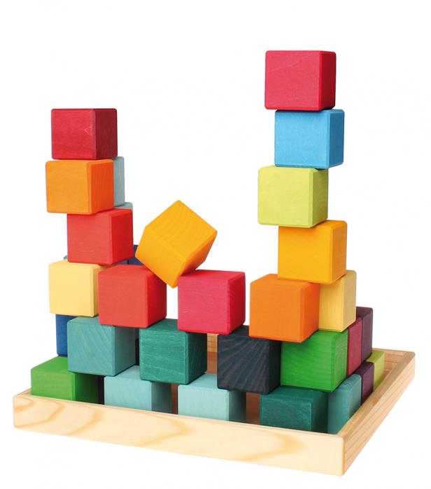 Cuburi Mozaic mediu 3