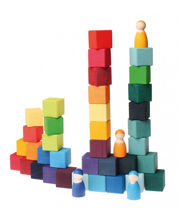 Cuburi Mozaic mediu 4