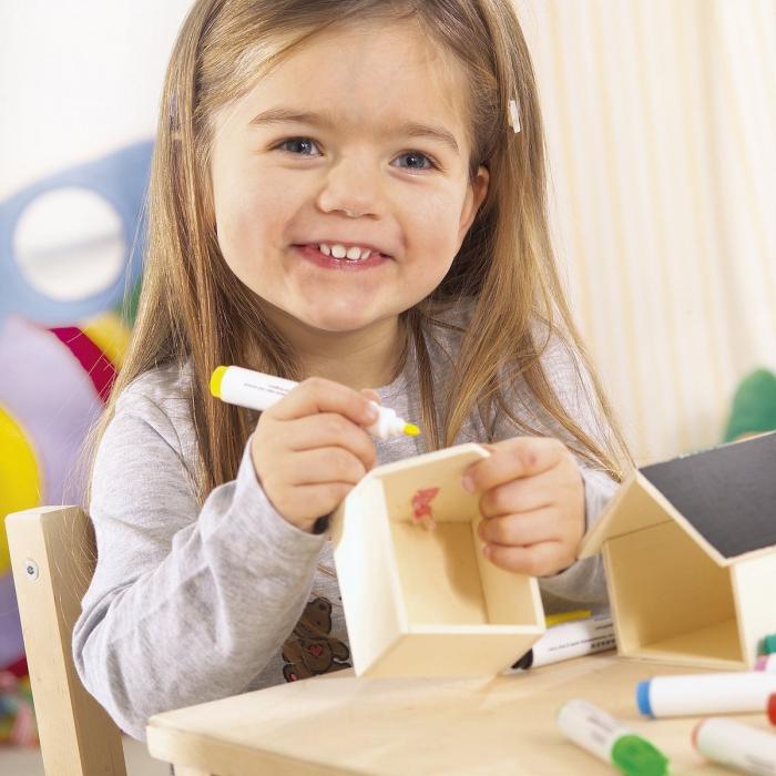 Cutie Casuta - Material stimulare creativitate 2