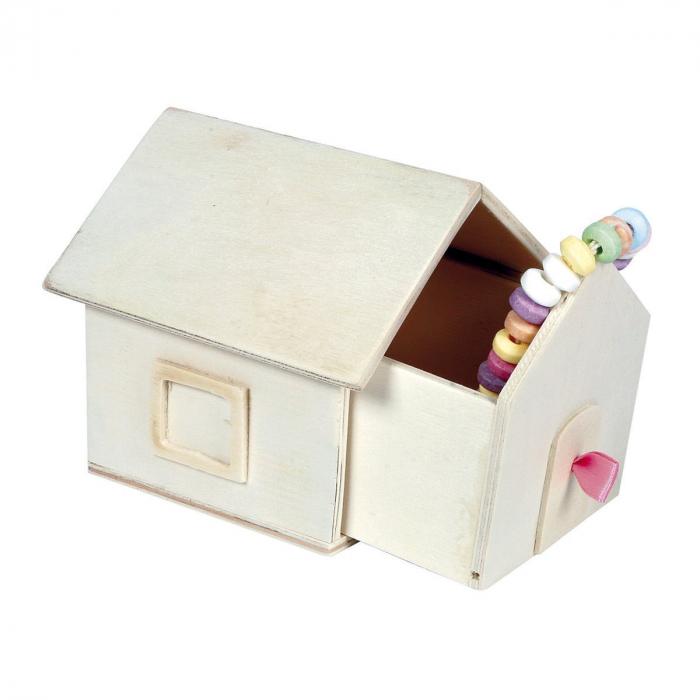 Cutie Casuta - Material stimulare creativitate 1