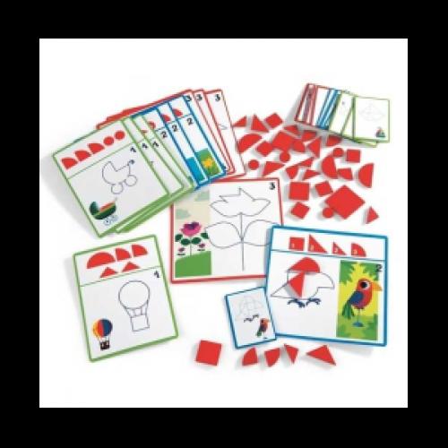 Eduludo - joc cu forme geometrice 2
