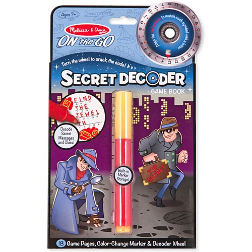 Decodorul de secrete [0]