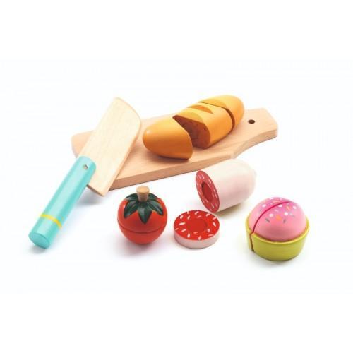 Micul dejun - set de feliat - joc de rol in bucatarie 0