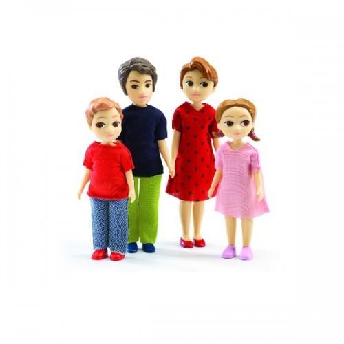 Familia mea - set figurine mari 0