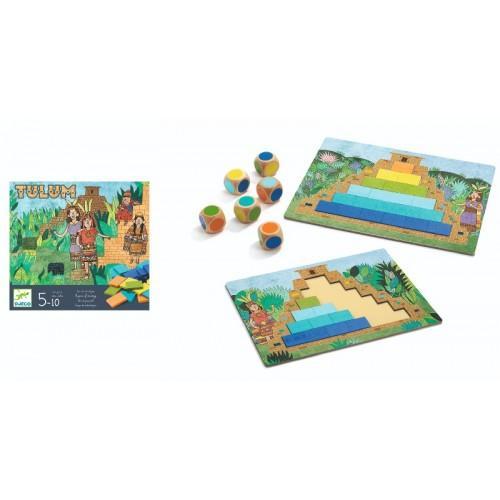 Tulum - joc de strategie pentru copii 1