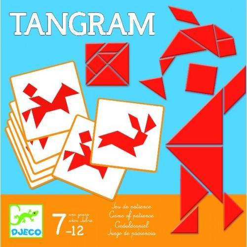 Tangram - joc interactiv de logica 1