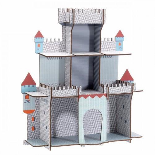 Raft Castel - Decoratiuni camera cu jucarii 0