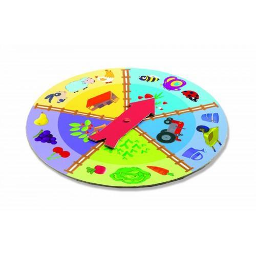 Ferma Tactilo Loto - joc tactil 2