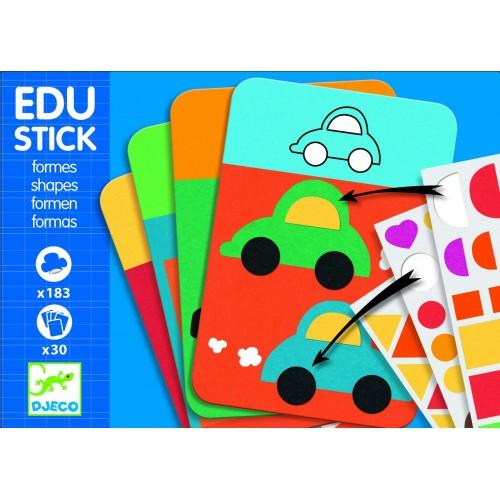 Edu-Stick - Stickere educative Culori 5