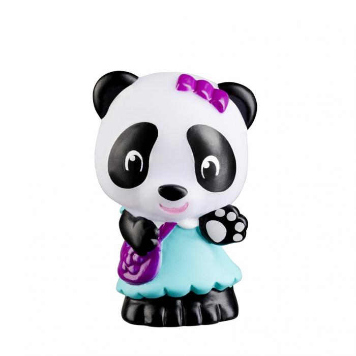 Familia de ursuleti Panda - Set figurine joc de rol [10]