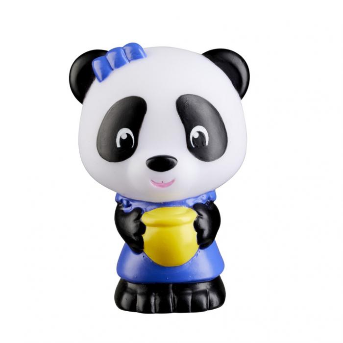 Familia de ursuleti Panda - Set figurine joc de rol [9]