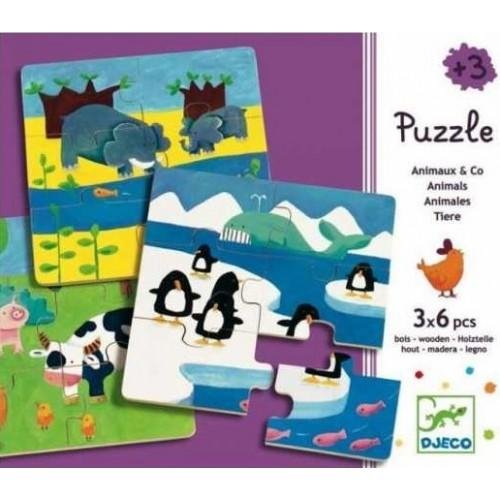 Puzzle DuoAnimo 1