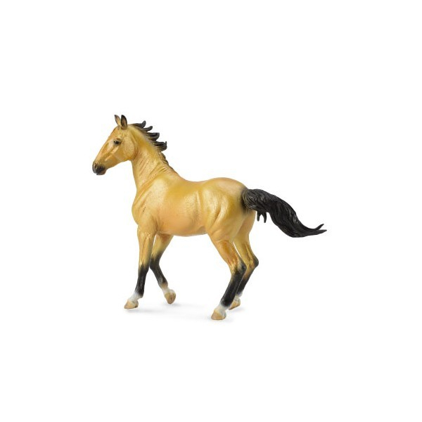 Cal Akhal-Teke Buckskin XL - Animal figurina [0]