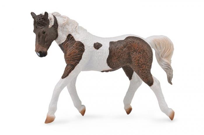 Cal Curly Mare XL - Animal figurina 0