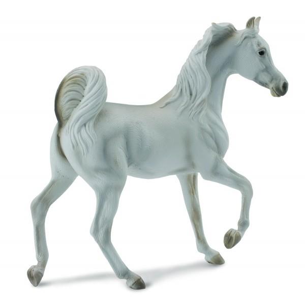 Cal gri XL - Animal figurina 0