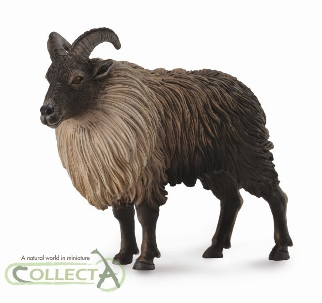 Capra salbatica Tahr Himalaian L - Animal figurina 0