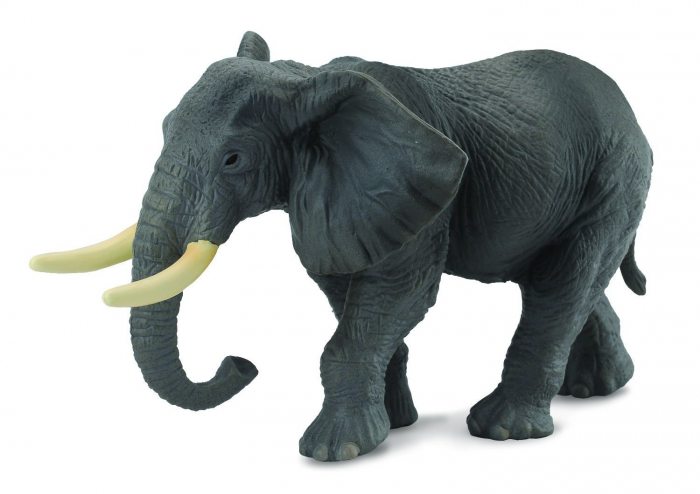 Elefant african - Animal figurina 0