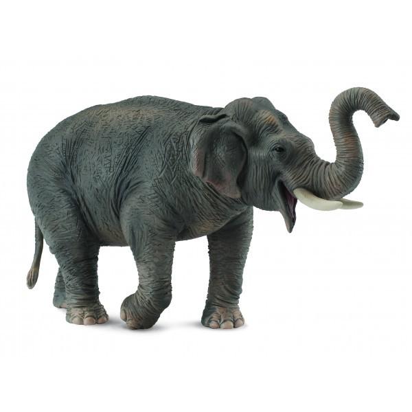 Elefant asiatic XL - Animal figurina [0]