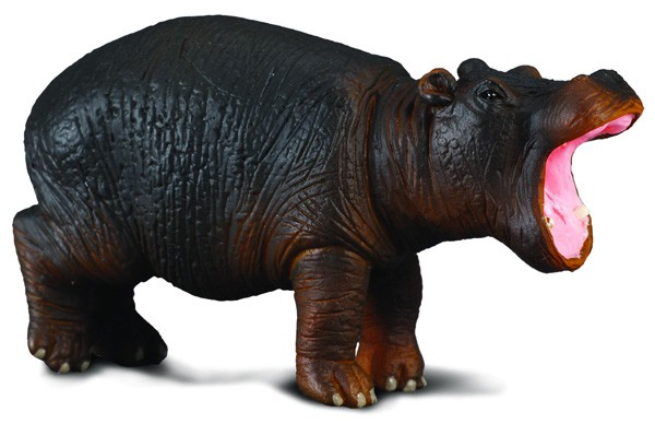 Hipopotam - Animal figurina 0