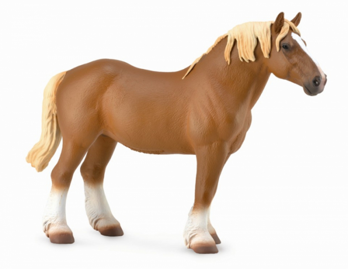 Iapa Belgian Chestnut XL - Animal figurina 0
