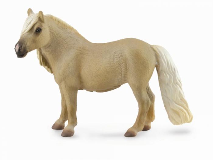 Iapa Falabella Palomino M - Animal figurina 0