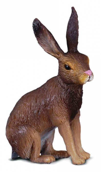 Iepure salbatic - Animal figurina 0