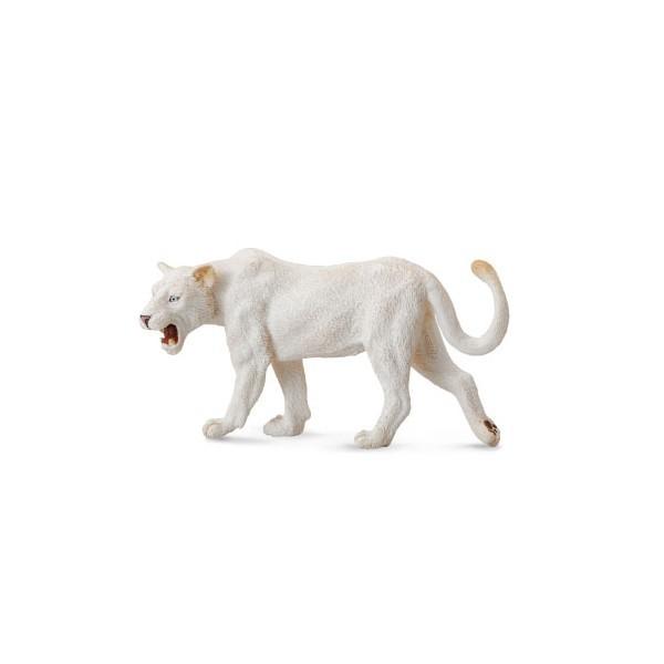 Leoaica Alba L - Animal figurina [0]