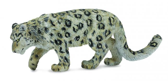 Leopard de Zapada XL - Animal figurina 0