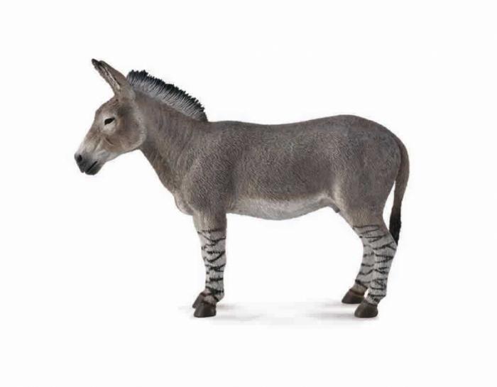 Magar Salbatic African L - Animal figurina 0