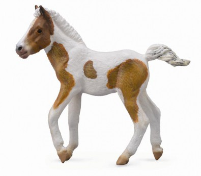 Manz Dartmoor Hill Skewbald M - Animal figurina 0