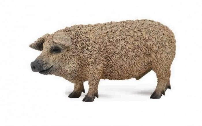 Porc Unguresc M - Animal figurina 0