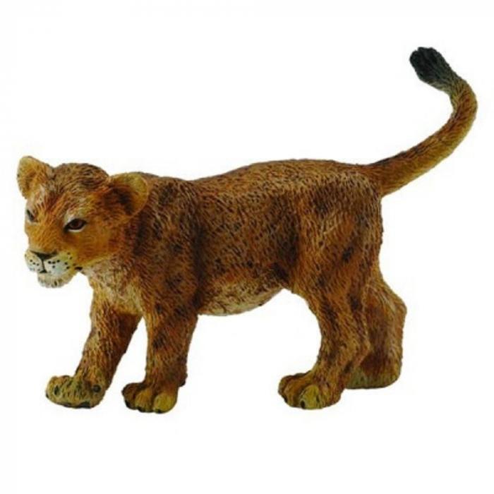 Pui de leu S - Animal figurina 0