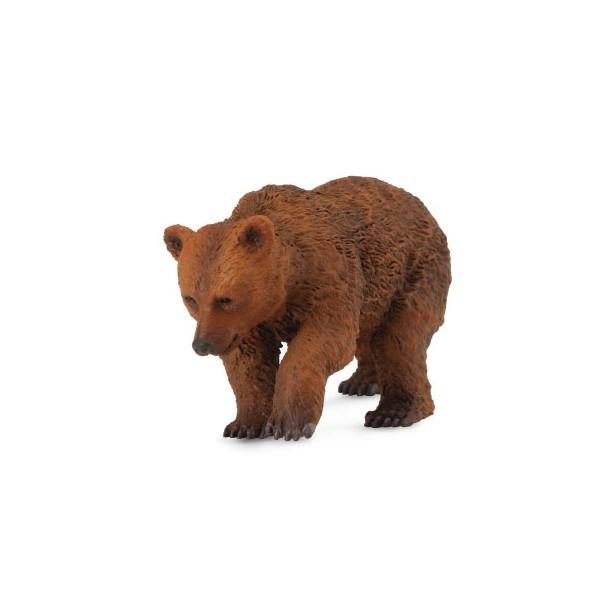 Pui de urs brun S - Animal figurina [0]
