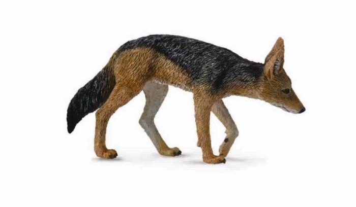 Sacal cu Spate Negru M - Animal figurina 0