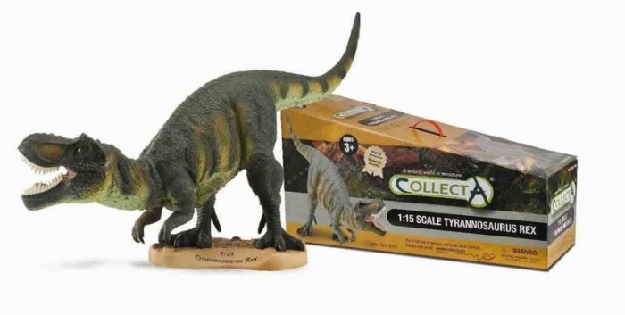Tyrannosaurus Rex 78 cm - Deluxe - Animal figurina 0