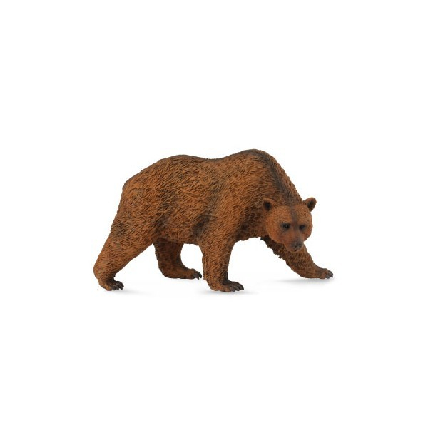 Urs Brun L - Animal figurina 0