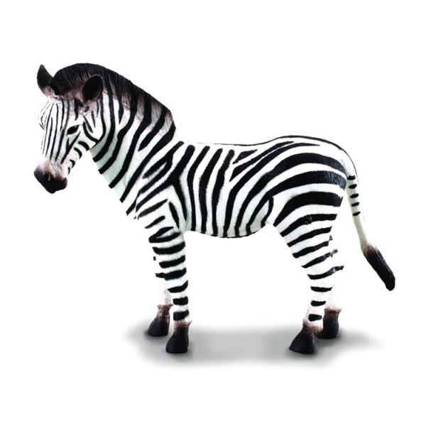 Zebra L - Animal figurina [0]