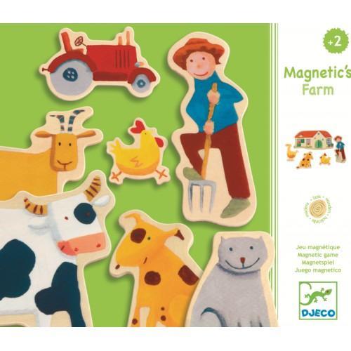 Joc cu magneti - Ferma 1